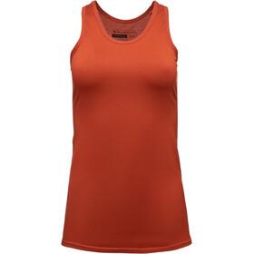 Black Diamond Crux - Camisa sin mangas Mujer - rojo
